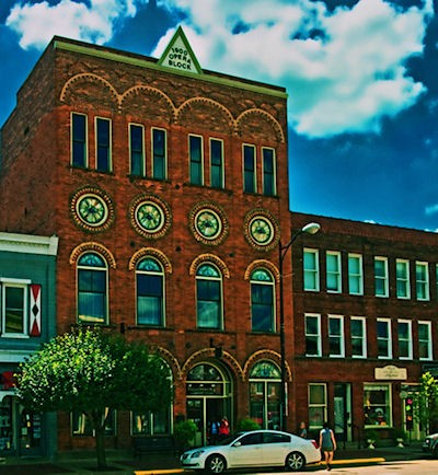 History of the Pella Opera House